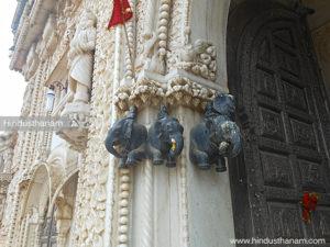 Karni Mata Temple Gate