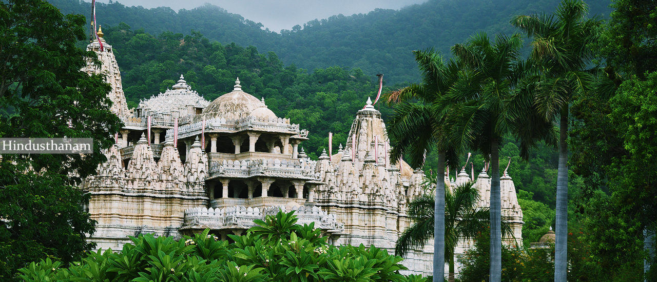 Beautiful Architecture of Ranakpur Jain Temples