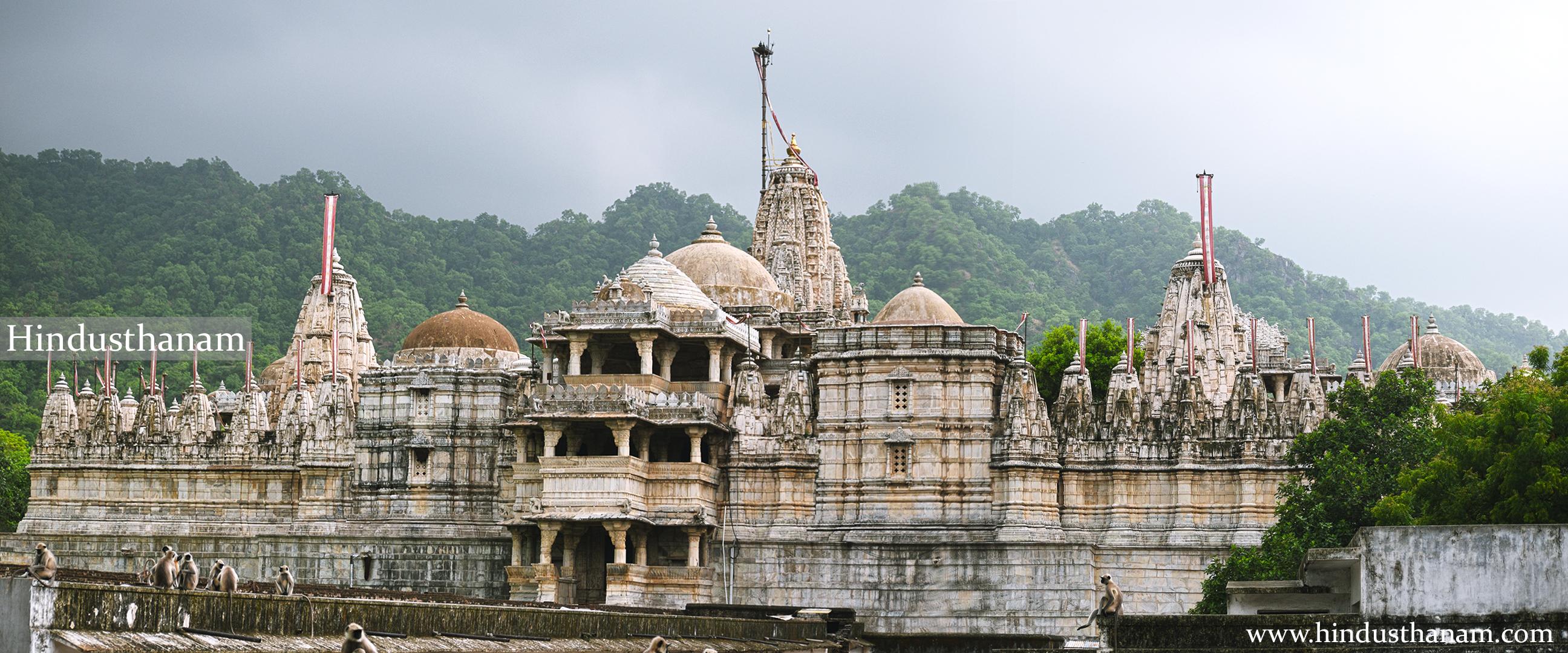 Chaumukha Temple Ranakpur