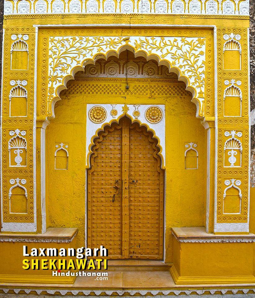 laxmangarh-fort-sikar-hd-photo