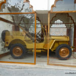 Beautiful Jeep of Inder Baisa in the Temple Khurad Nagaur Photo