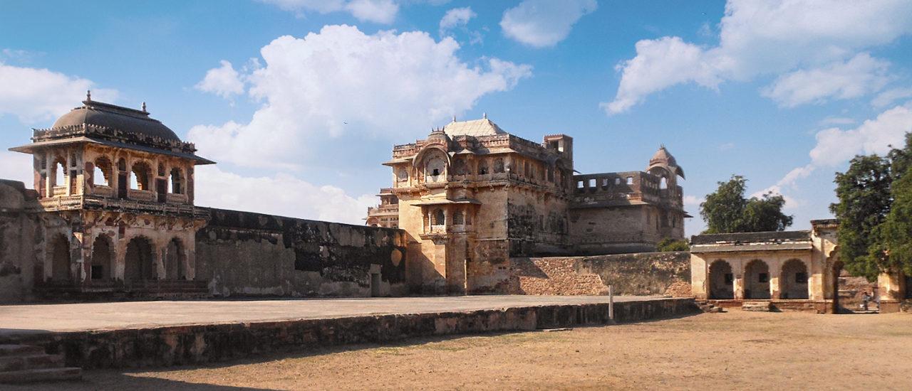 """The Nagaur Fort Rajasthan """"Ahichhatrapur Garh"""""""