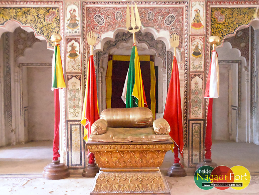 king-throne-nagaur-fort
