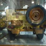 Jeep of Inder Baisa in the Temple Khurad Nagaur