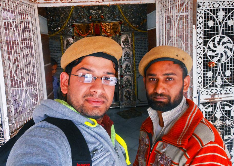 at Inder Baisa Temple Khurad Nagaur